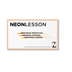 NeonLessons Ticket